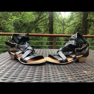 Miz Mooz Cassidy heeled sandal